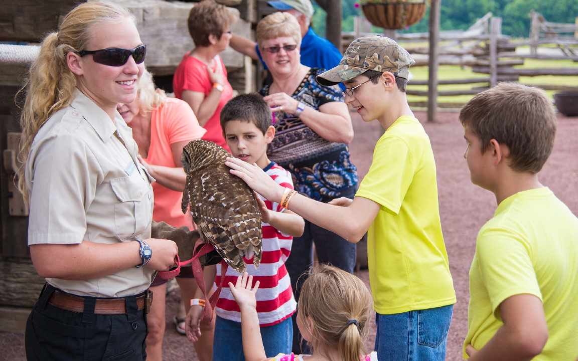Wildlife Education Series: Bird Banding Bonanza! April 18, 2020