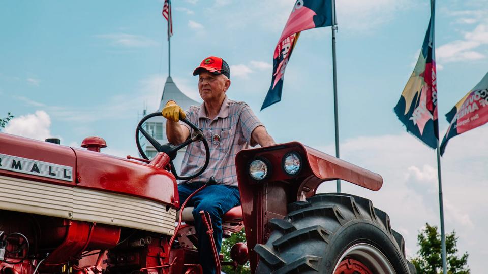 Antique Tractor Show Aug. 7-8, 2020