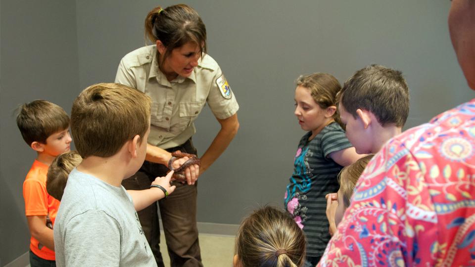 Wildlife Education Series: Operation Wildlife! Oct. 10, 2020