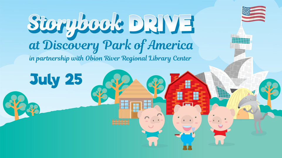 Storybook Drive Presented by the Obion River Regional Library Center July 25, 2020