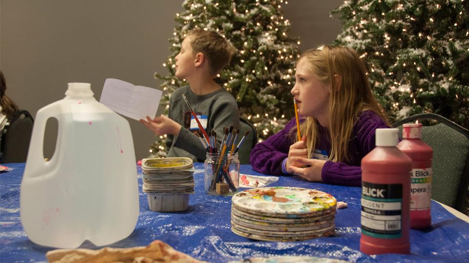 Homeschool Day Dec. 17, 2020