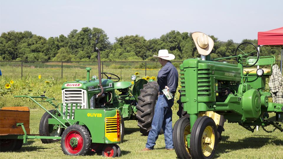 Antique Tractor Show Aug. 6-7, 2021