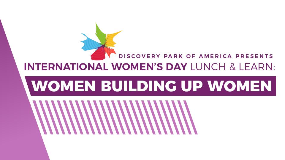 International Women's Day Lunch & Learn March 8, 2021