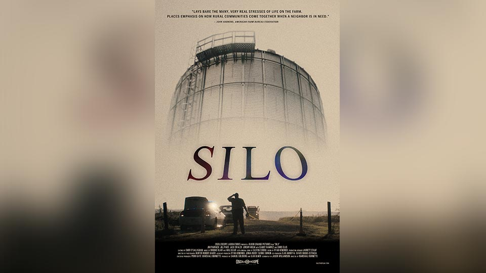 """Free Special Screening of """"SILO"""" in the Simmons Bank Ag Center"""